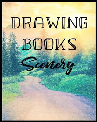 Drawing Books Scenery
