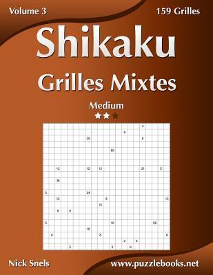 Shikaku Grilles Mixtes