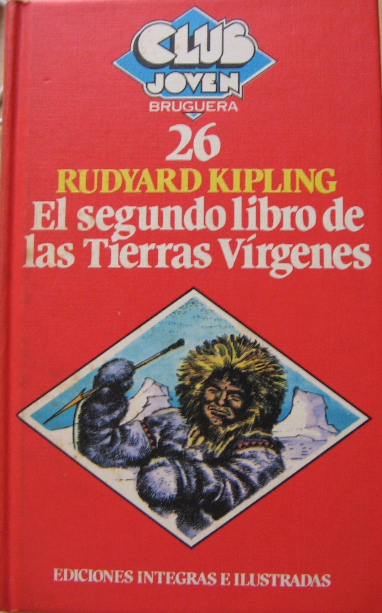 El segundo libro de las Tierras Vírgenes