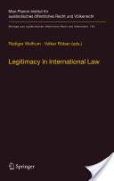Legitimacy In International Law