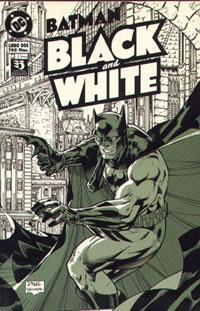 Batman Black and Whi...