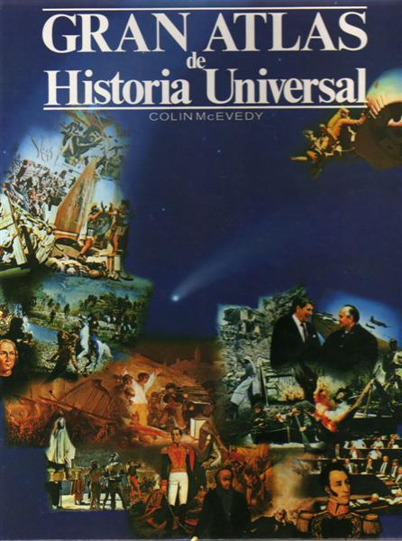 GRAN ATLAS DE HISTOR...