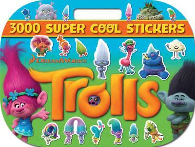Trolls Trolltastic Stickers