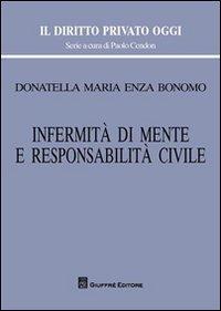 Infermità di mente e responsabilità civile