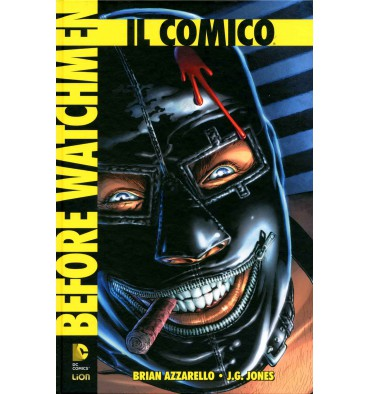 Before Watchmen: Il Comico