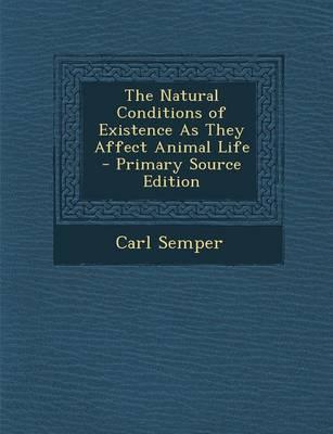 The Natural Conditio...