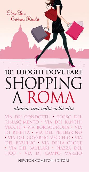 101 luoghi dove fare shopping a Roma
