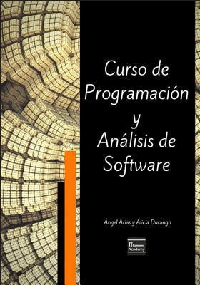Curso de programación y análisis de software / Programming and software analysis course