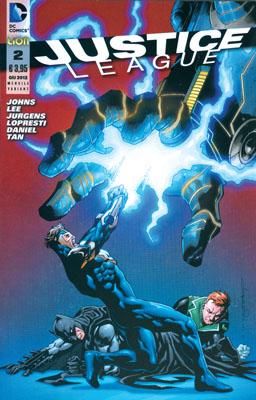 Justice League n. 2 - Variant