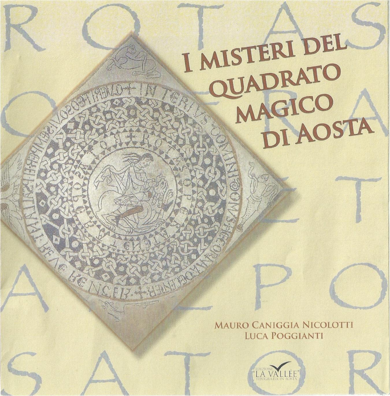 I misteri del quadrato magico di Aosta