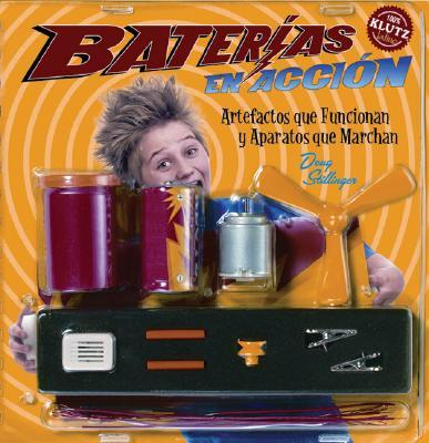 Baterias en accion/ Battery Science