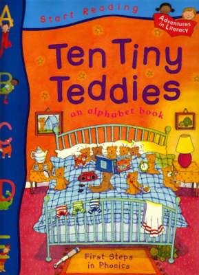 Ten Tiny Teddies (Start Reading)