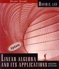 Linear Algebra and Its Applications