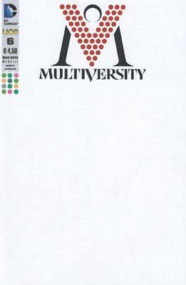 Multiversity n. 6 - White Variant