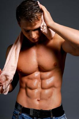 Muscled Man Journal