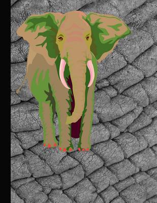 Wild Elephat Dot Gri...