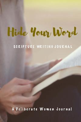 Hide Your Word Journal