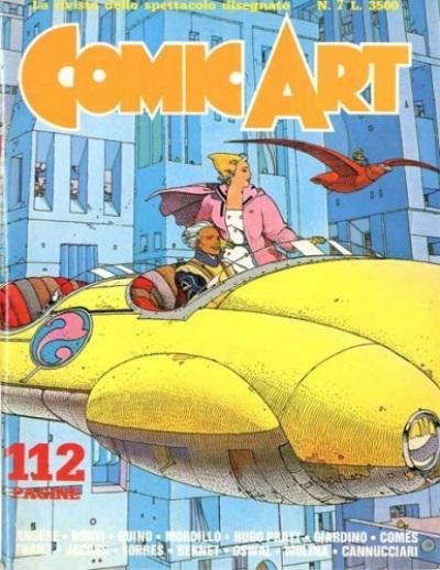 Comic Art n. 7