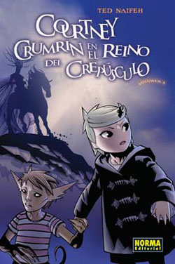 COURTNEY CRUMRIN 3. EN EL REINO DEL CREPUSCULO