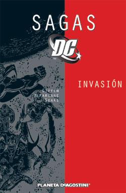 Sagas DC: Invasión
