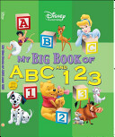 My Big Book Of Abc And 123