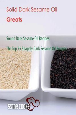 Solid Dark Sesame Oi...