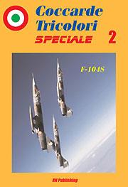 F-104S. Ediz. italiana e inglese