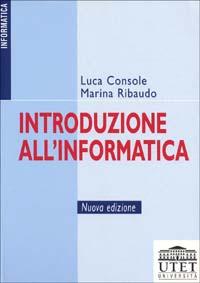 Introduzione all'informatica