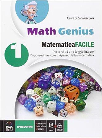 Matematica facile. Per la Scuola media. Con e-book. Con espansione online