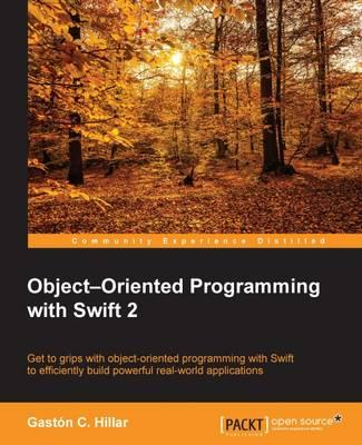Object Oriented Programming With Swift