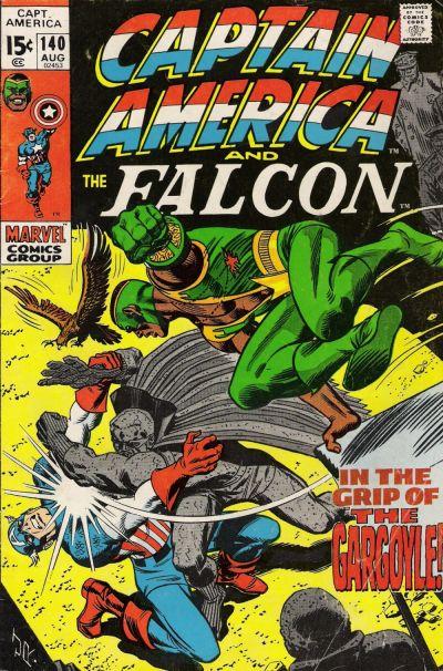 Captain America Vol.1 #140