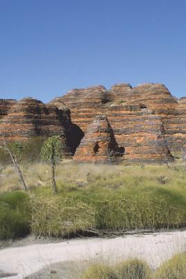 Bungle Bungles at Purnululu Australia Lined Journal