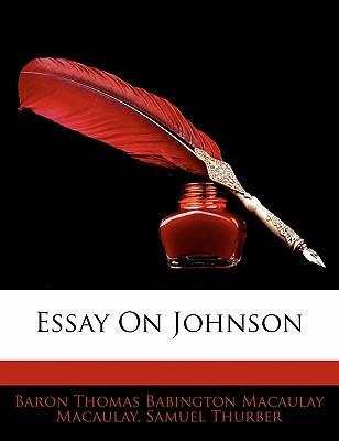 Essay on Johnson