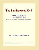 The Leatherwood God (Webster's Korean Thesaurus Edition)