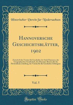 Hannoversche Geschic...