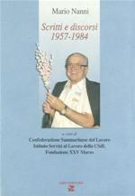 Scritti e discorsi 1957-1984