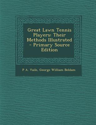 Great Lawn Tennis Players