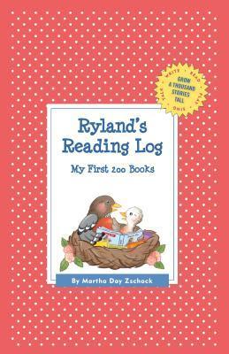Ryland's Reading Log