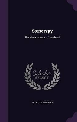 Stenotypy