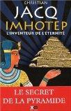 Imhotep, l'inventeur...