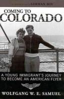 Coming to Colorado