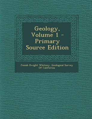 Geology, Volume 1