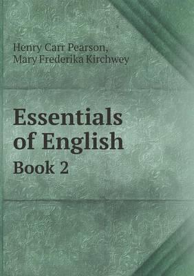 Essentials of English Book 2