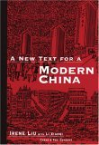 A New Text for Modern China