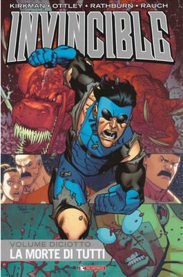 Invincible vol. 18