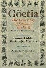 The Goetia the Lesser Key of Solomon the King