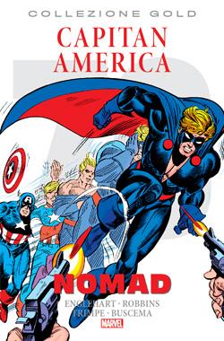 Capitan America & Falcon: Nomad