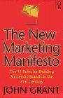 The New Marketing Manifesto