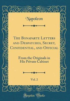 The Bonaparte Letter...