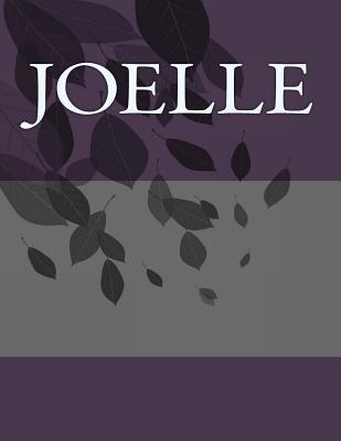 Joelle Write in Book